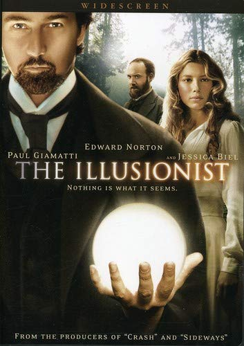 The Illusionist (Widescreen Edition) by Edward Norton