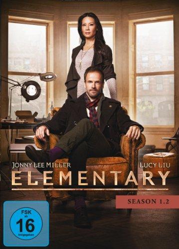 Elementary - Season 1.2 [Alemania] [DVD]