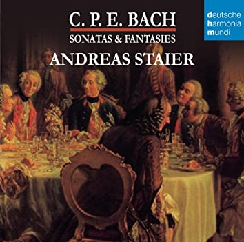 C.P.E. Bach - Sonatas & Fantasien