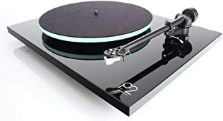 REGA Planar 2 Turntable with RB220 Tonearm and Carbon Cartridge (Gloss Red)