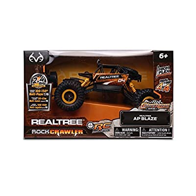 NKOK Realtree RC 1:16 Rock Crawler AP Blaze from FLAHC