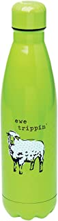 Wit Gifts WT100124 Stainless Seel Water bottle,  Sheep
