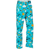 Royal & Awesome Fore Seasons Patterned Mens Golf Pants - 38W x 34L