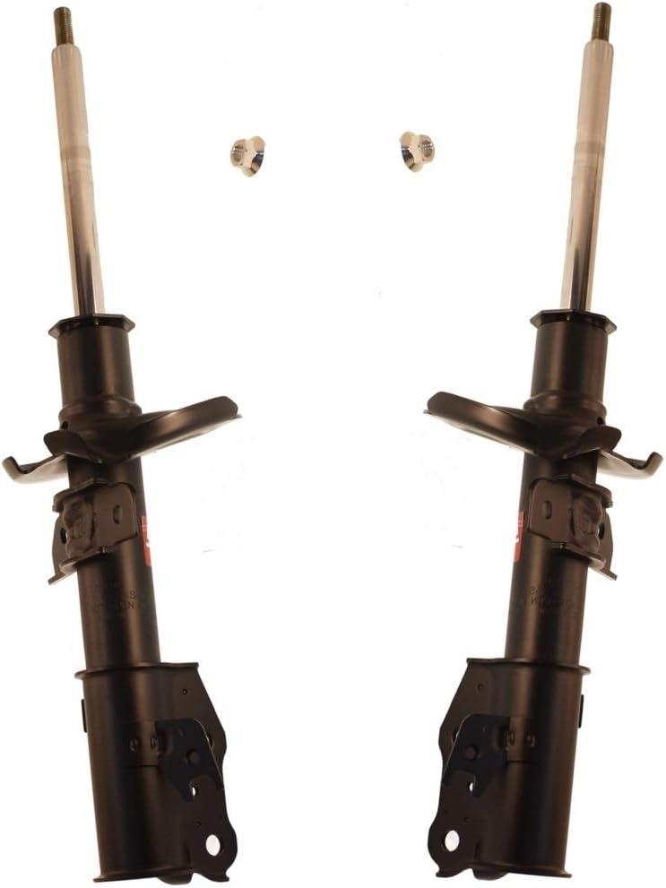 Pair Set of Front Left 売却 and Excel-G F 交換無料 Right Suspension KYB Struts
