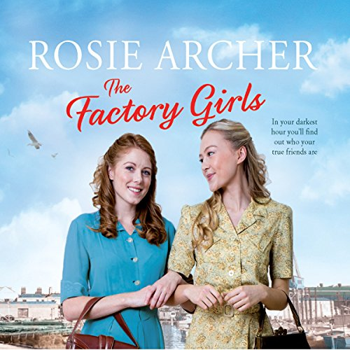 The Factory Girls audiobook cover art