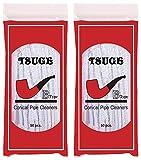 柘製作所(tsuge) ツゲ モールクリーナー Bタイプ 50本入り 70210 ×2パック