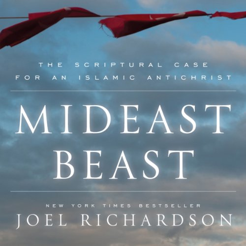 Mideast Beast cover art