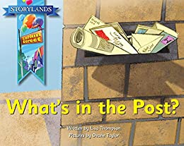 What's in the Post?: A Storylands, Larkin Street Book by [Lisa Thompson, Reading Eggs, Deane Taylor]