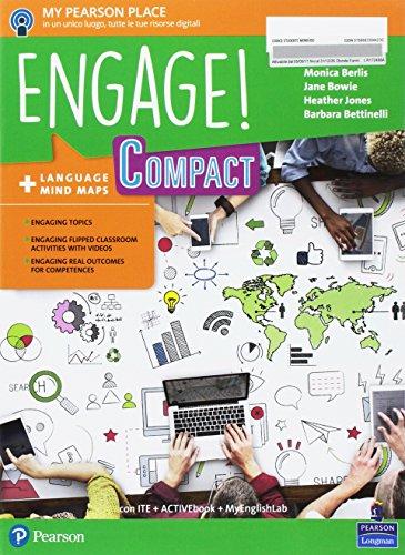 Engage! Compact. Per gli Ist. professionali alberghieri. Con e-book. Con espansione online [Lingua inglese]