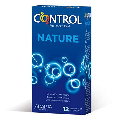 Control Nature Preservativos - Pack de 12 preservativos