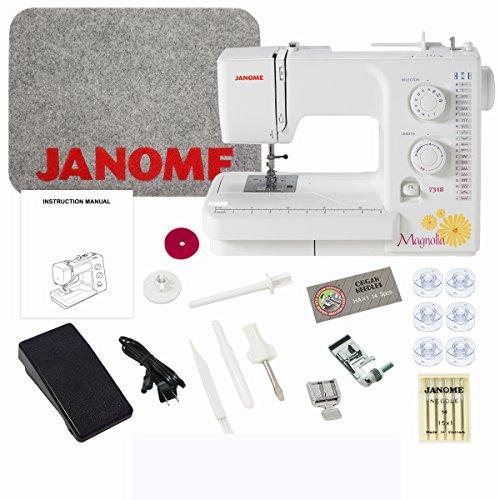 Janome Magnolia 7318 Sewing Machine