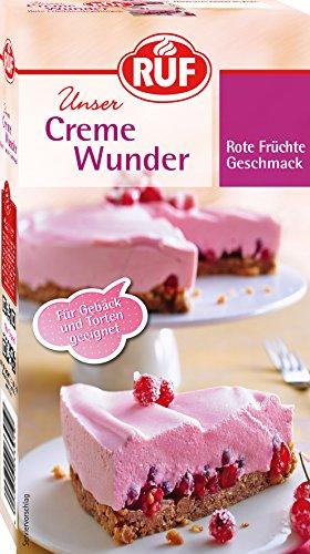 RUF Creme Wunder Rote Früchte, 2er Pack (2 x 100 g)