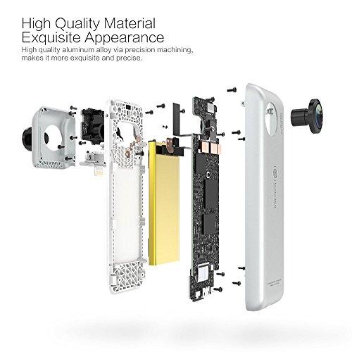 Insta360Nano Compact Mini Panoramic 3K HD Video 210Degree Dual - 10