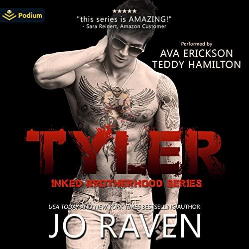 Tyler Audiobook By Jo Raven cover art