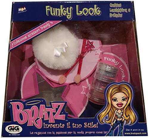 GIG Bratz Funky Look - Colección de Accesorios de Moda para un Aspecto Brillante y Original