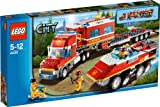 LEGO City 4430 - Centrale mobile dei pompieri