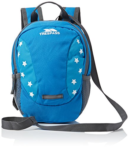 Trespass Tiddler Rucksack with Safety Rein