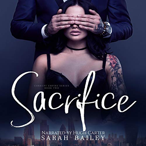 Sacrifice Audiobook By Sarah Bailey cover art