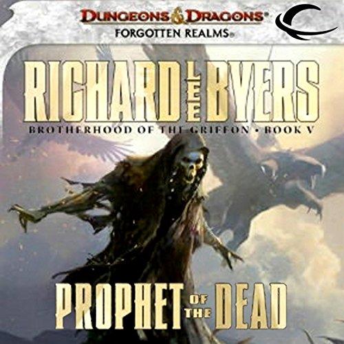 Prophet of the Dead audiobook cover art