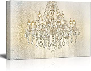 Best canvas chandelier wall art Reviews