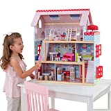 Zoom IMG-1 kidkraft casa delle bambole chelsea