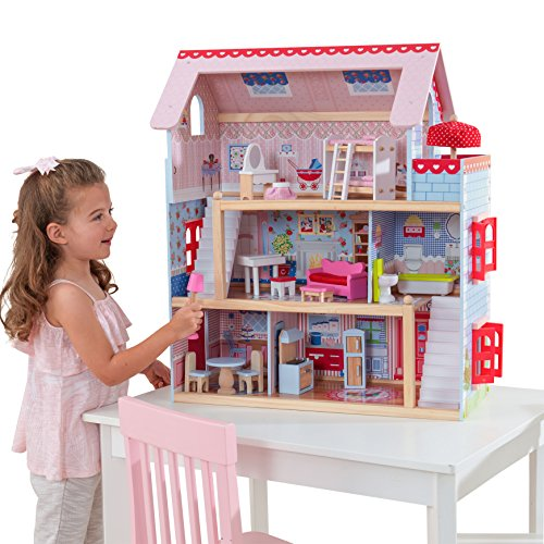 KidKraft 65054 Chelsea Doll Cottage