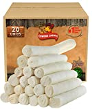 Cowdog Chews Retriever Roll 9-10 inches (20 Pack) Dog Treat Chew -...