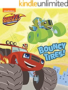 Bouncy Tires (Blaze and the Monster Machines)