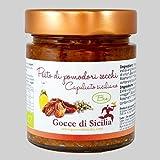 Gocce di Sicilia - Pesto Rosso di Pomodoro Secco Capuliato BIO