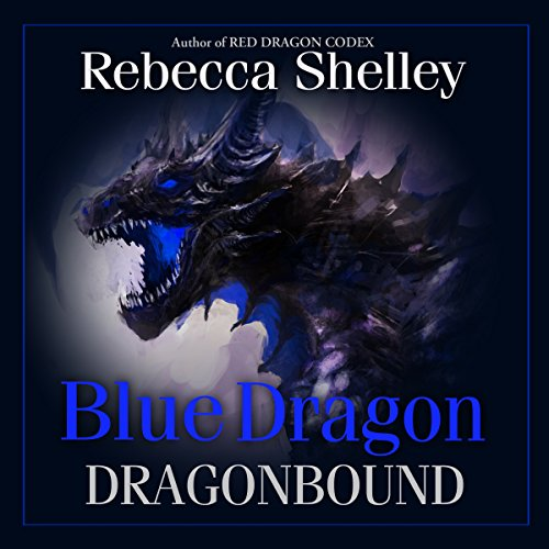 Blue Dragon audiobook cover art