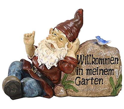 Dehner Dekofigur Gartenzwerg