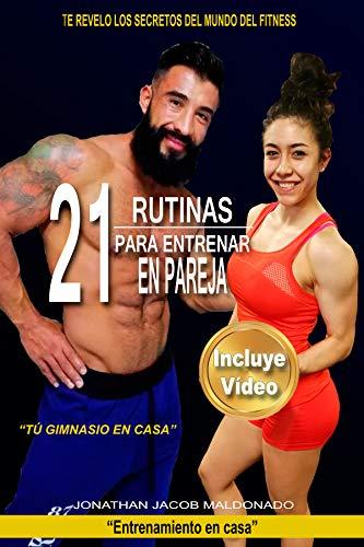 """21 Rutinas para entrenar en pareja: """"Tú gimnasio en casa"""" (Entrenamiento en casa nº 2)"""