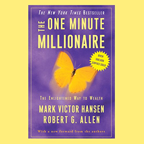 The One Minute Millionaire  By  cover art