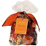 Aromatique Pumpkin Spice Potpourri Decorative Fragrance Standard Bag 8 Ounce