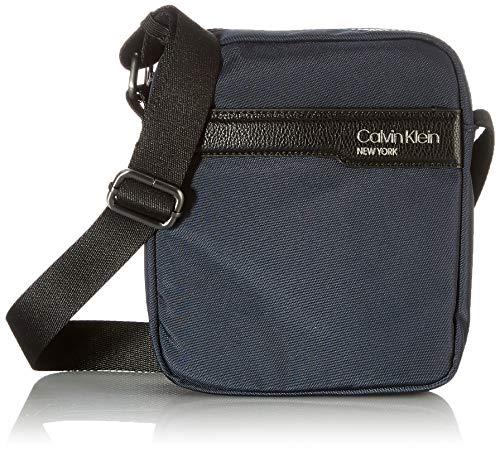 Calvin Klein, REPORTER S Uomo, Blu, 28 Inches, Extra-Large