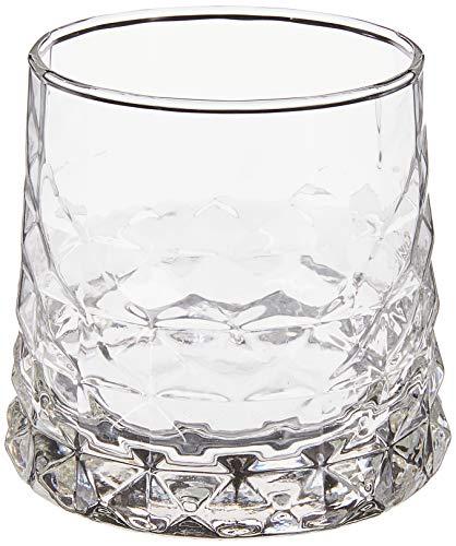 Durobor 832/33 Gem vetro del whisky 330ml, 6 bicchieri, senza contrassegno di riempimento