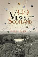 349 Views of Scotland ペーパーバック