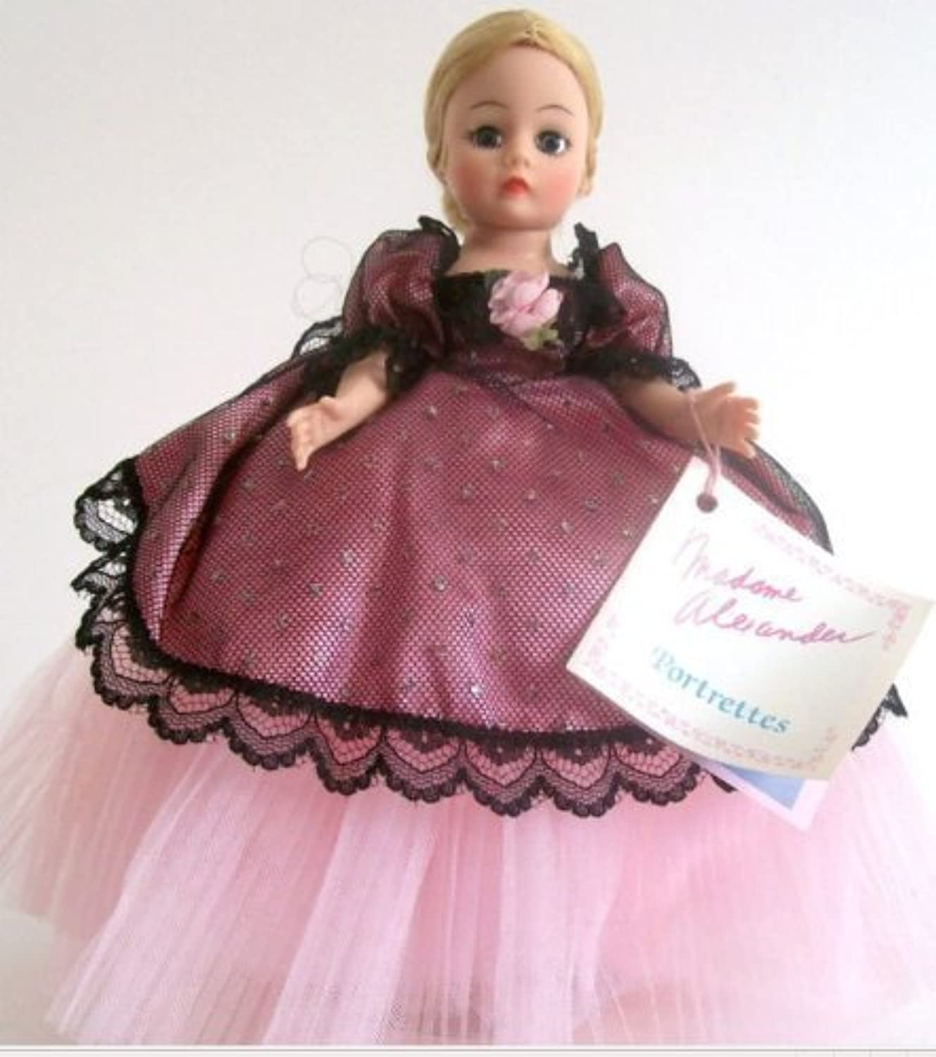 Madame Alexander Portrettes Series pinktte Doll  1115 From 1987