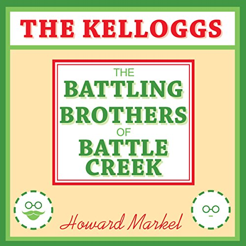 The Kelloggs audiobook cover art