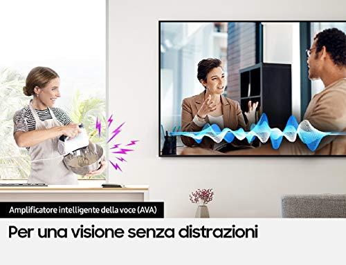 Samsung QE55Q70TATXZT Serie Q70T QLED Smart TV 55