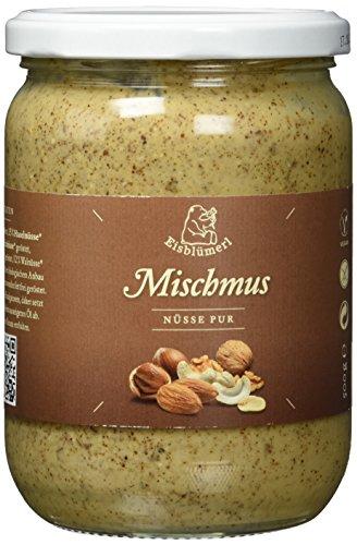 Eisblümerl Bio Mischmus 5 Sorten, 2er Pack (2 x 500 g)