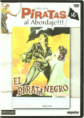 El pirata negro [DVD]