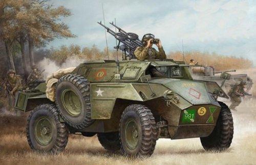Unbekannt Bronco Models cb35016 – Maqueta de Humber