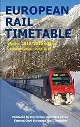 Interrail Fahrplan: European Rail Timetable