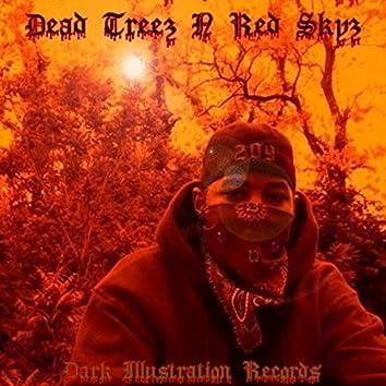 Dead Treez n Red Skyz