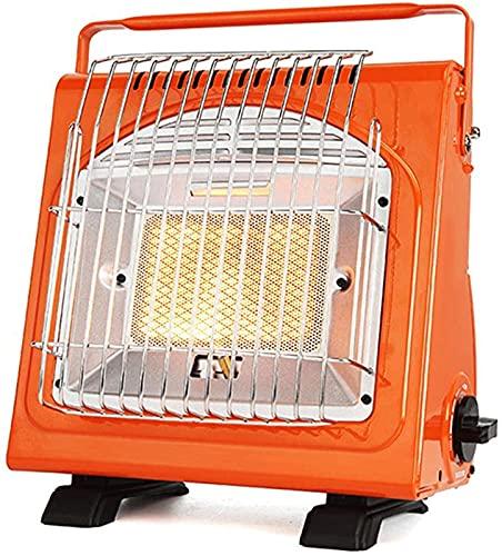 Kettles Calentador de Espacio Camping Manija portátil Calentadores Camping Camping Tiendas de campaña El diseño de Gas butano se Puede Usar para Calentar Agua hirviendo cocción y Parrilla