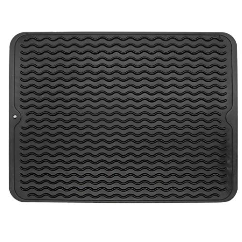mat covers Together-life BBQ Grill Mat Covers Silicone Side Shelf Mat,15.7'' x 11.8''
