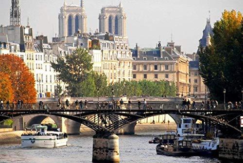 Papermoon Paris Vlies Fotobehang 350x260cm 7-Banen