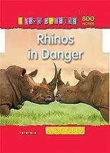 I Love Reading Fact Files 800 Words: Rhinos in Danger