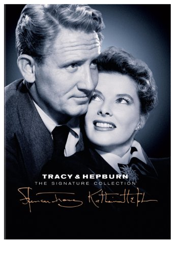 Tracy & Hepburn: The Signature Collection (Pat and Mike / Adam's Rib / Woman of the Year / The Spencer Tracy Legacy: A Tribute by Katharine Hepburn)